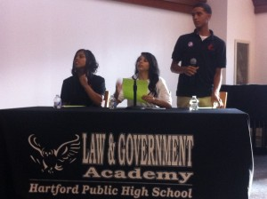 Hartford Politics: Wading Through Certain Sewage